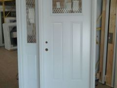 Door installation Matheson