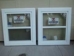 Double window matheson